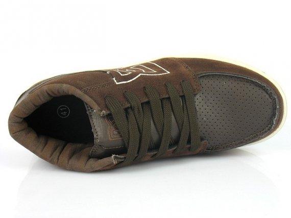 Sportowe Buty za Kostkę SKATE Styl Wzmocnione